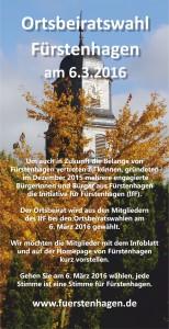 Flyer Initiative für Fürstenhagen V3 Vorderseite Druck